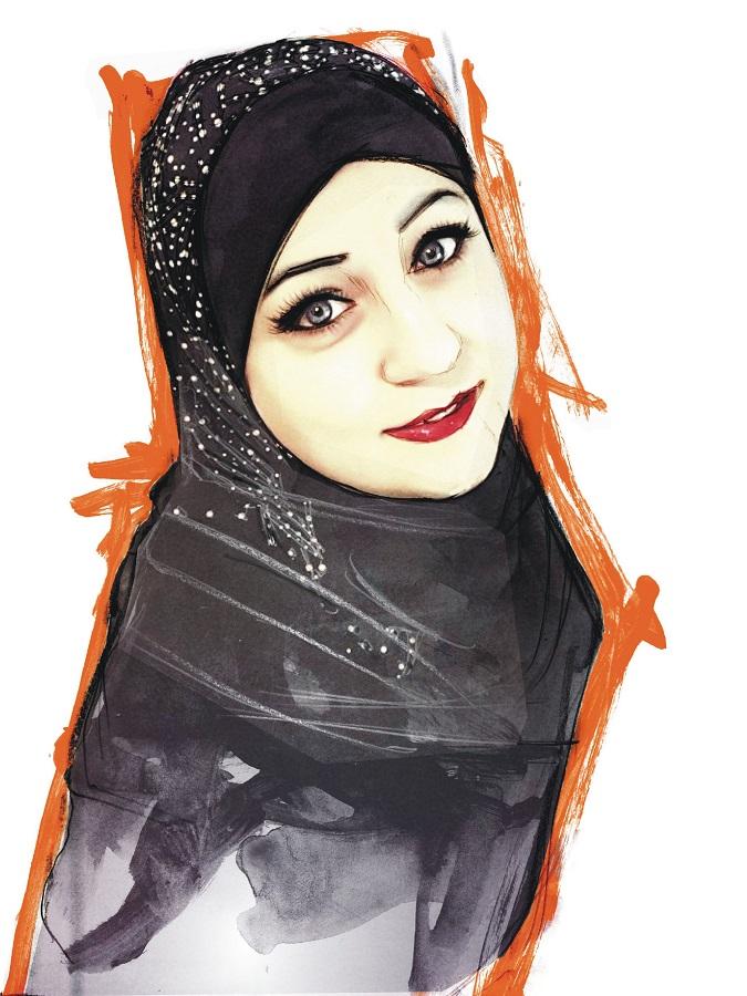 1. Corinna Chahouri