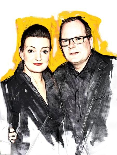 Marc und Sandra Schmedt